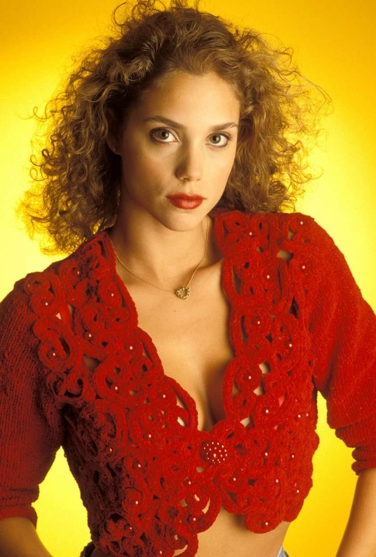 Picture Of Elizabeth Berkley