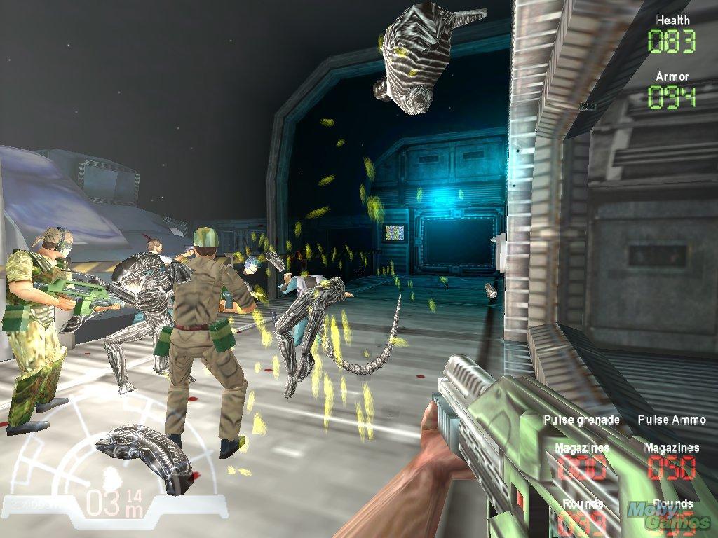 aliens versus predator gold edition