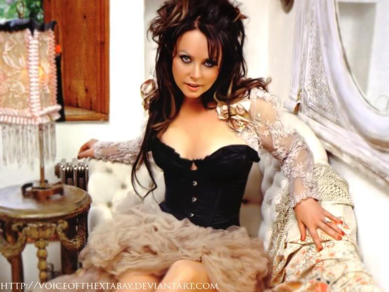 shoot naked Sarah brightman erotic