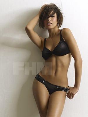Nadine Velazquez Yoga Pants Picture of Nadi...