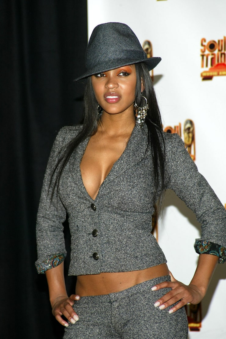 Meagan good bj mouth big tits and fuckable ass
