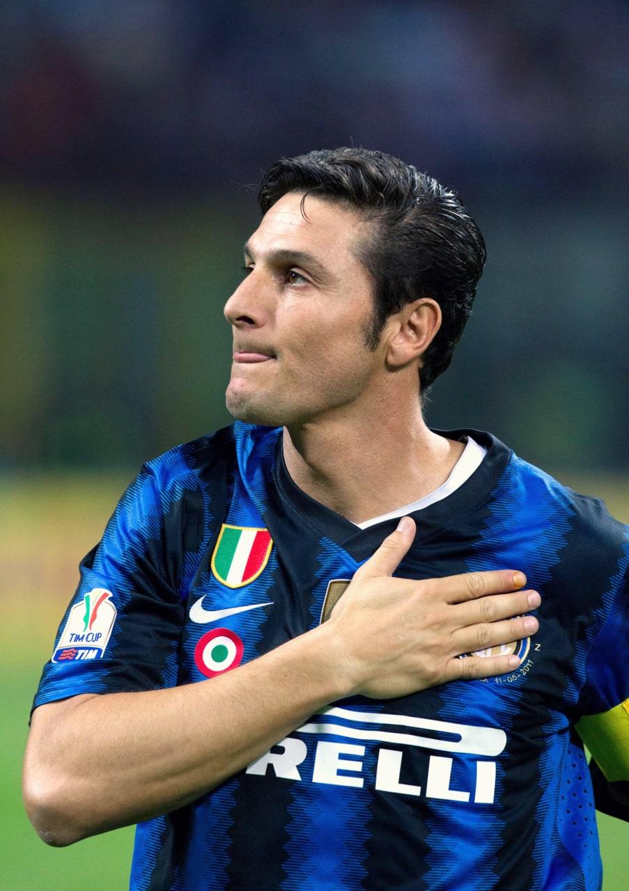 Picture of Javier Zanetti