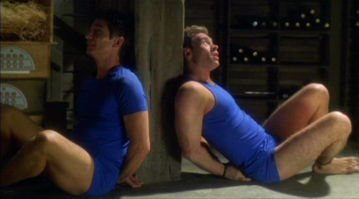 connor trinneer shirtless