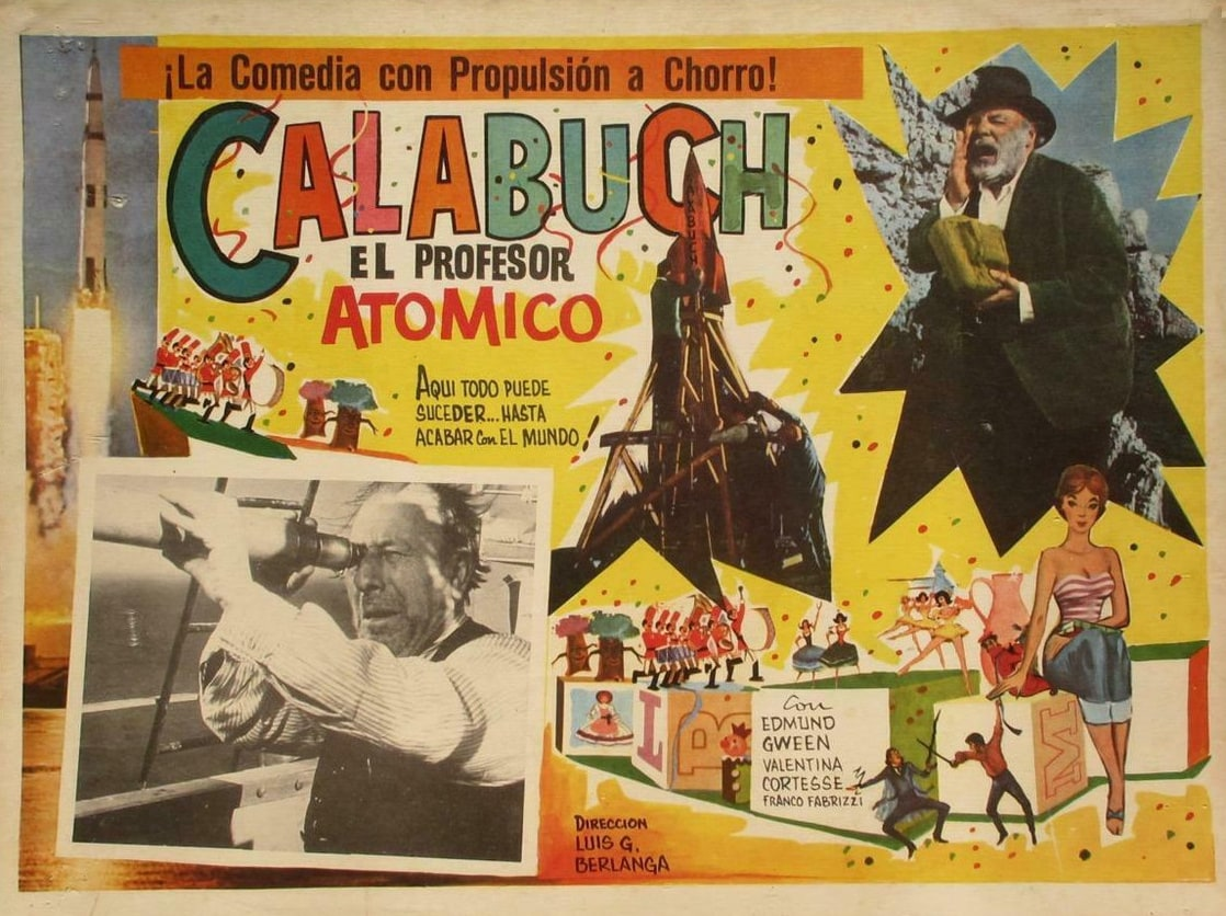 The Rocket from Calabuch