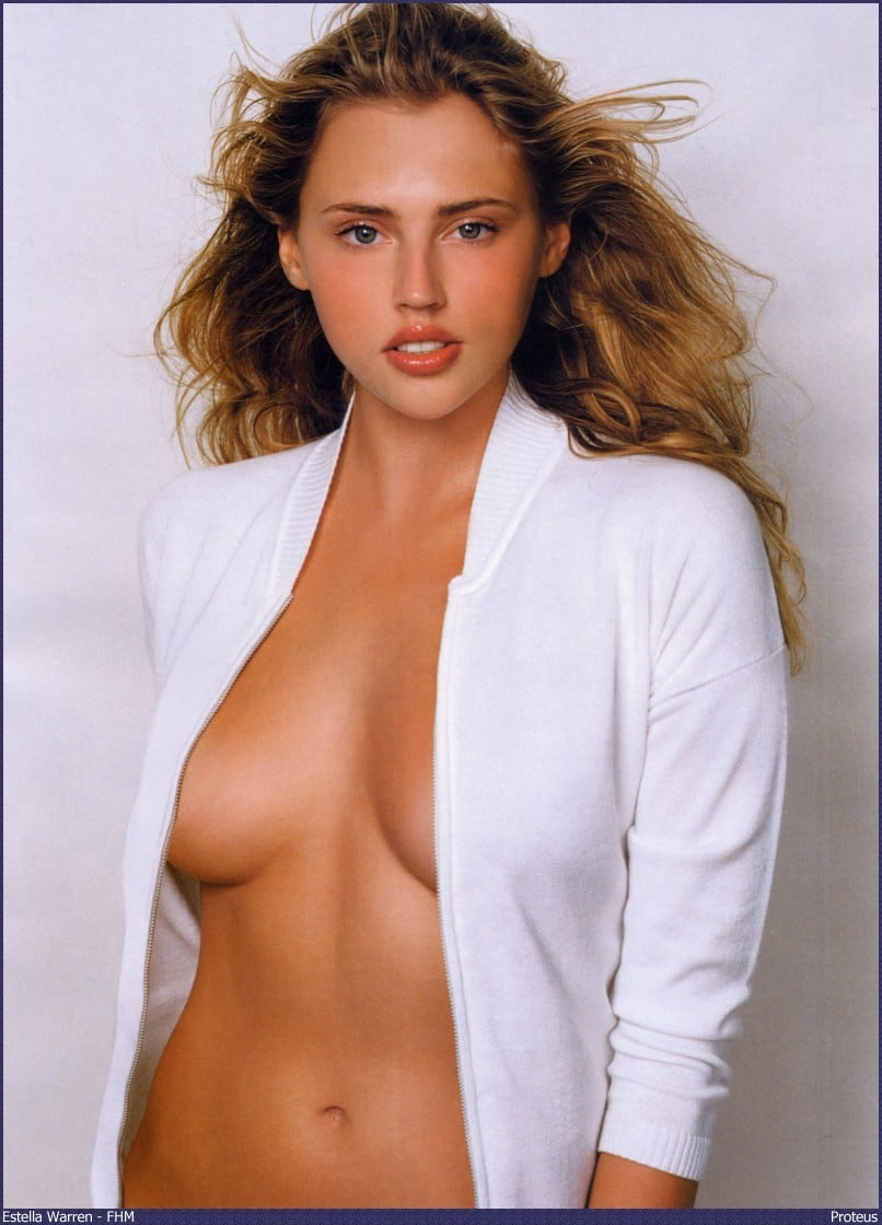 estella warren chanel 5