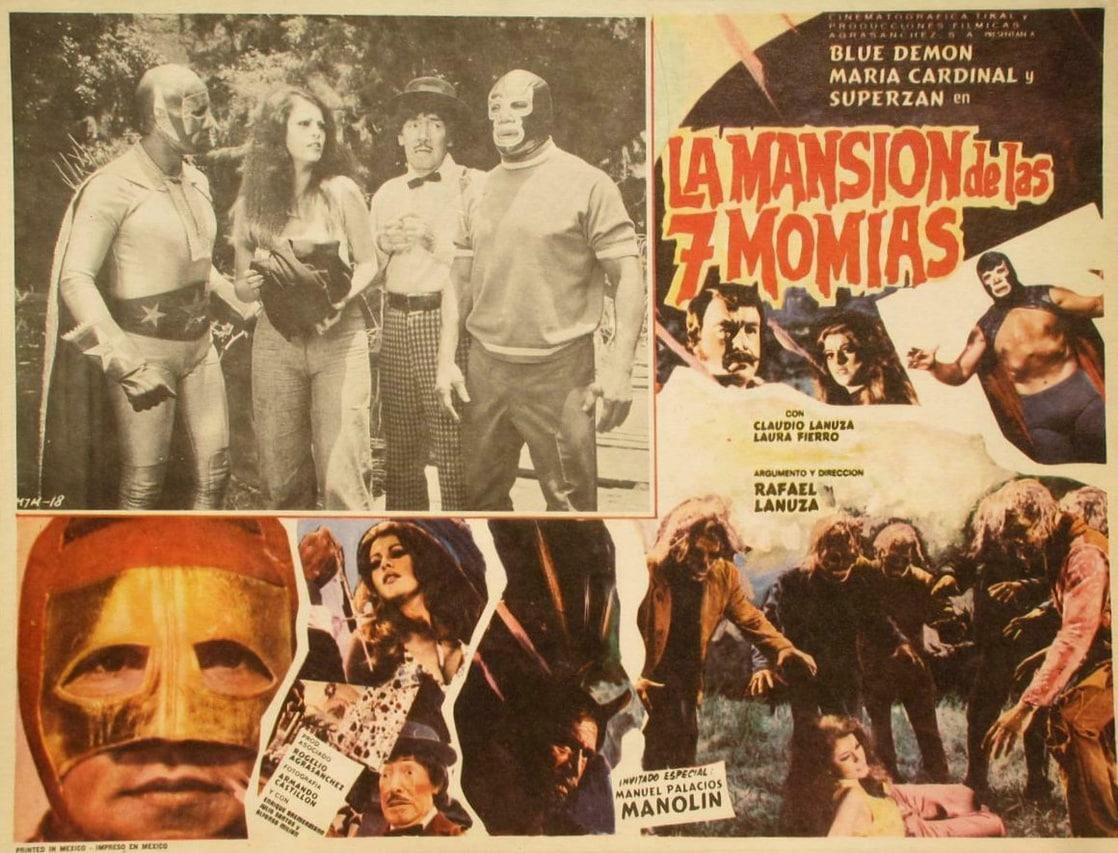La Mansión de las 7 momias