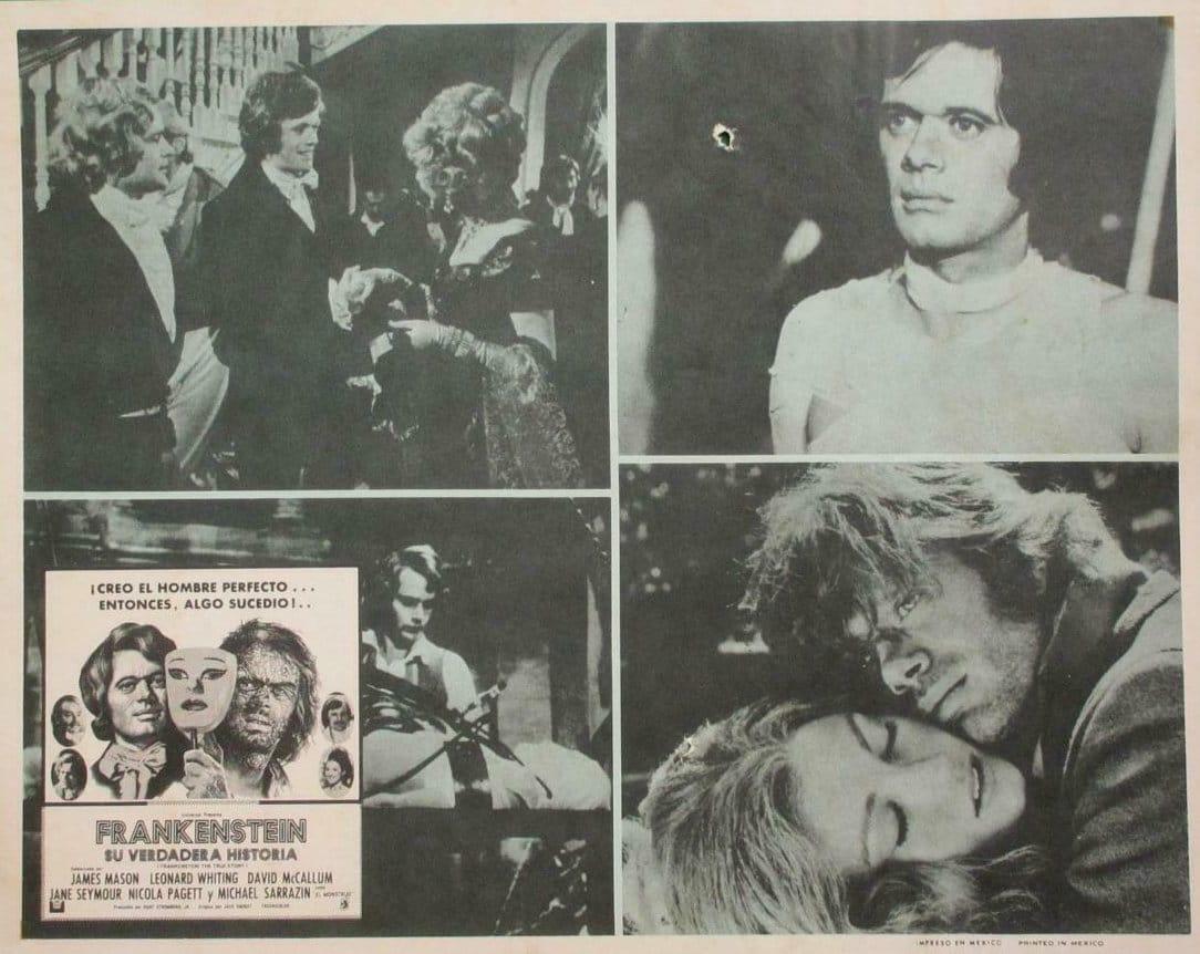 Frankenstein: The True Story (1973)