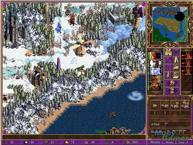 Heroes of Might and Magic III: The Shadow of Death (Expansion)
