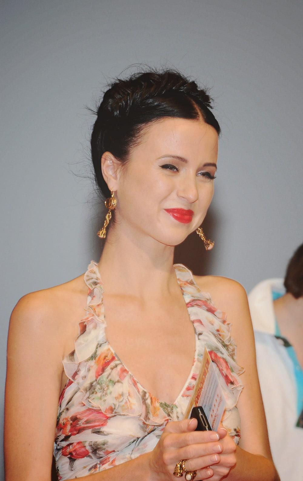 Miroslava Karpovich naked 610