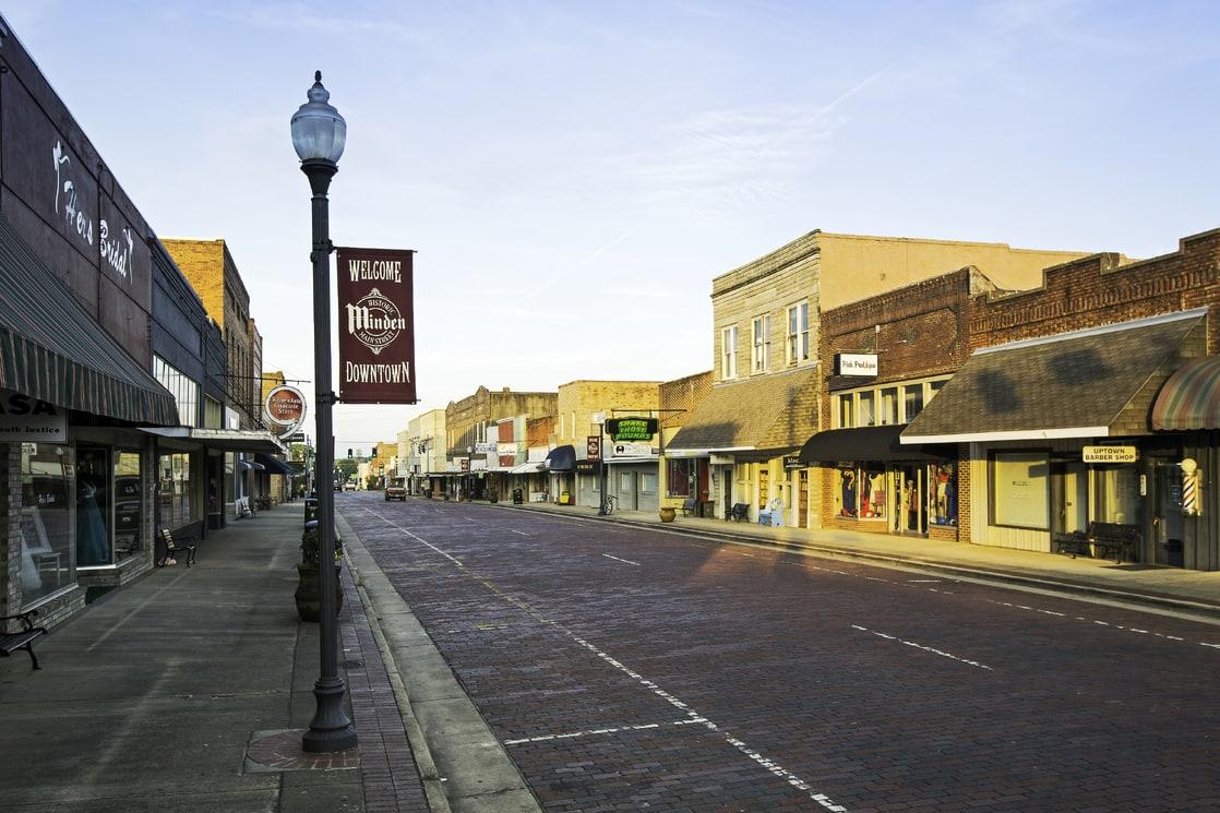 Minden, Louisiana