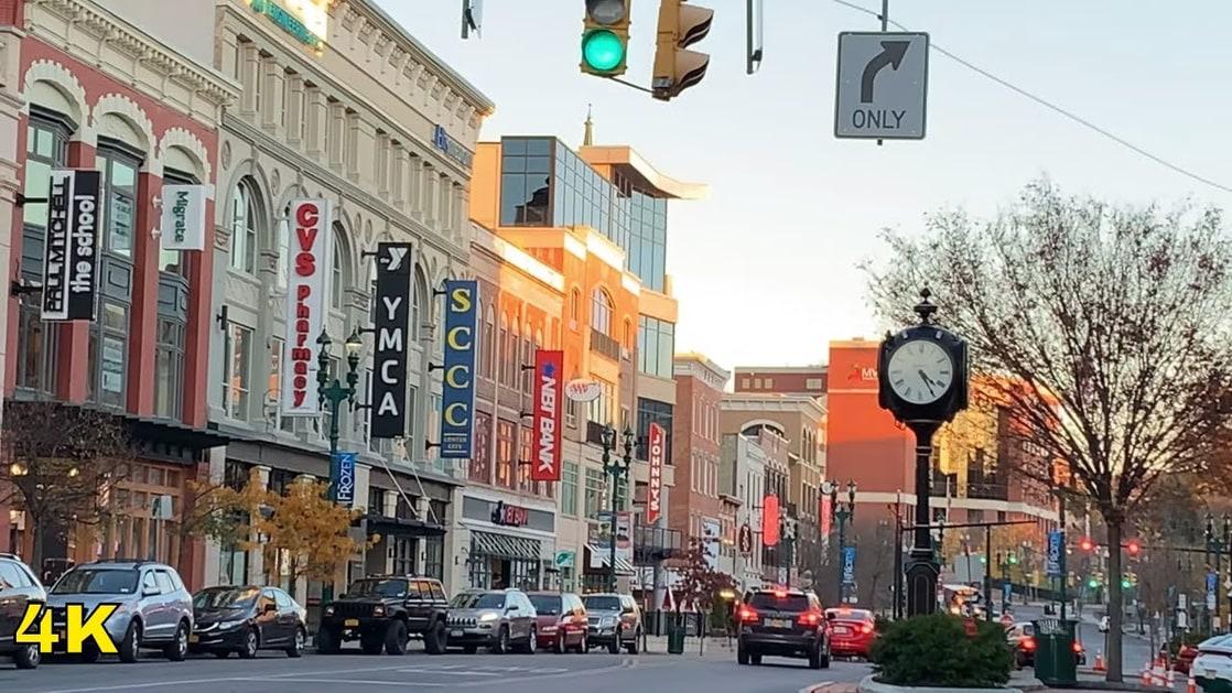 Schenectady, New York