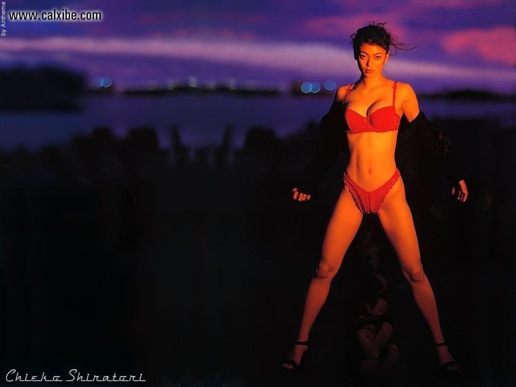 Chieko Shiratori Nude Photos 56
