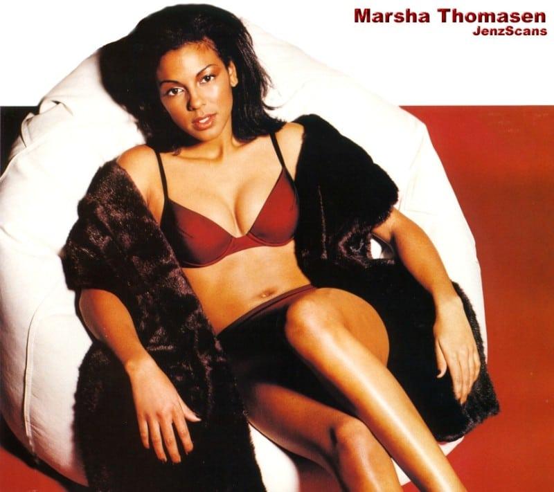 Picture of Marsha Thomason