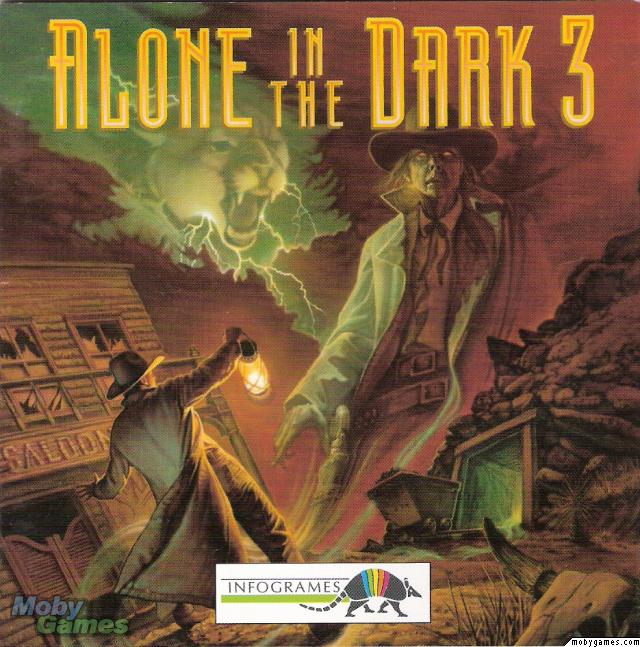Picture of alone in the dark 3 for Alone in the dark 3