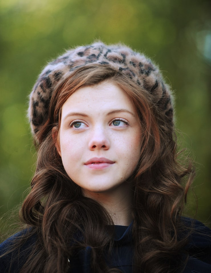 picture of georgie henley