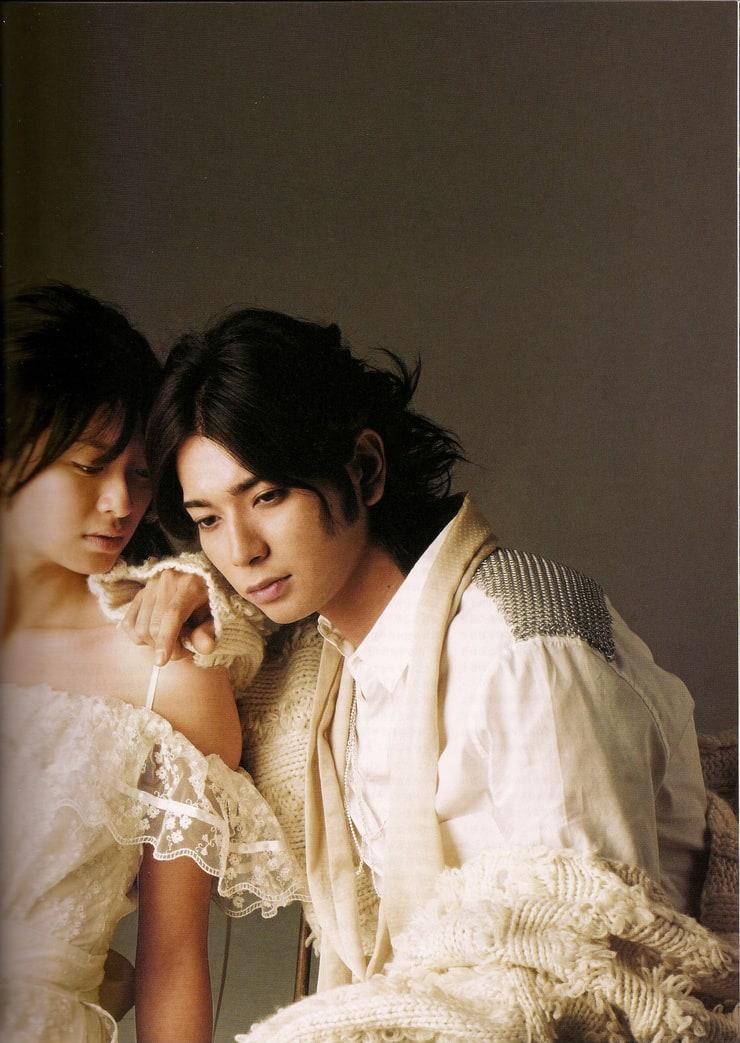 Matsumoto jun голый извиняюсь