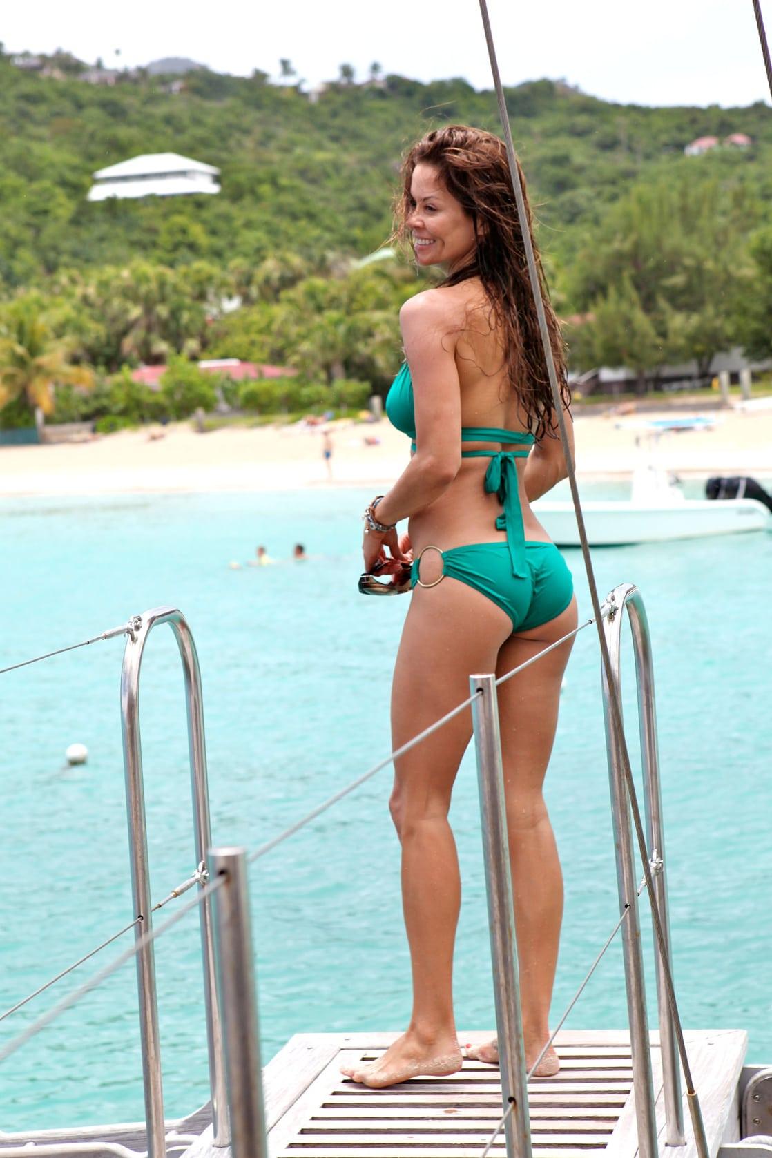 charvet bikini burke Brooke