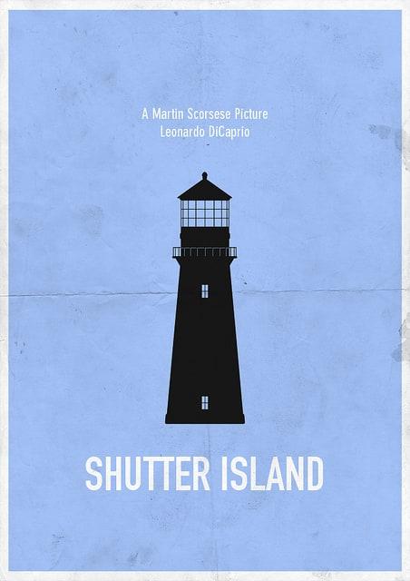 Affiche De Film Shutter Island