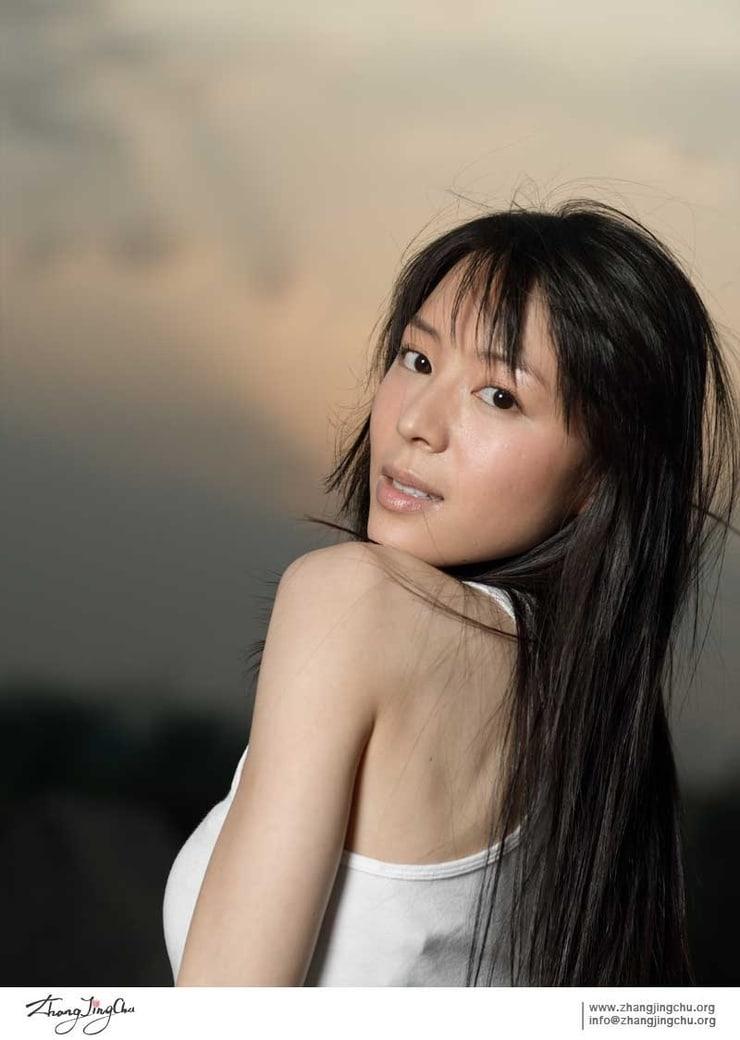 Jingchu Zhang Nude Photos 37