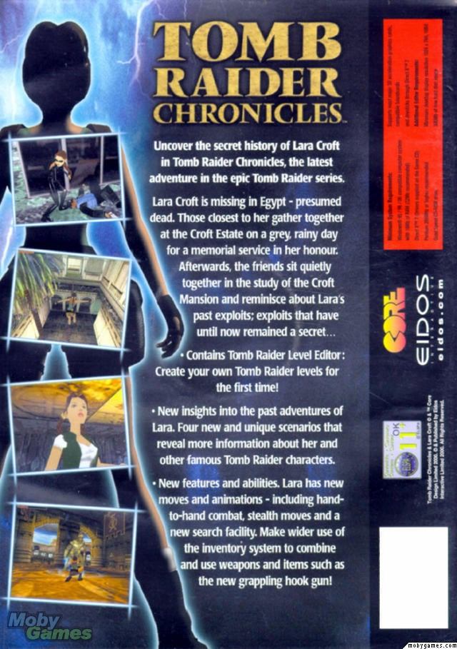 Picture of Tomb Raider: Chronicles  Picture of Tomb...