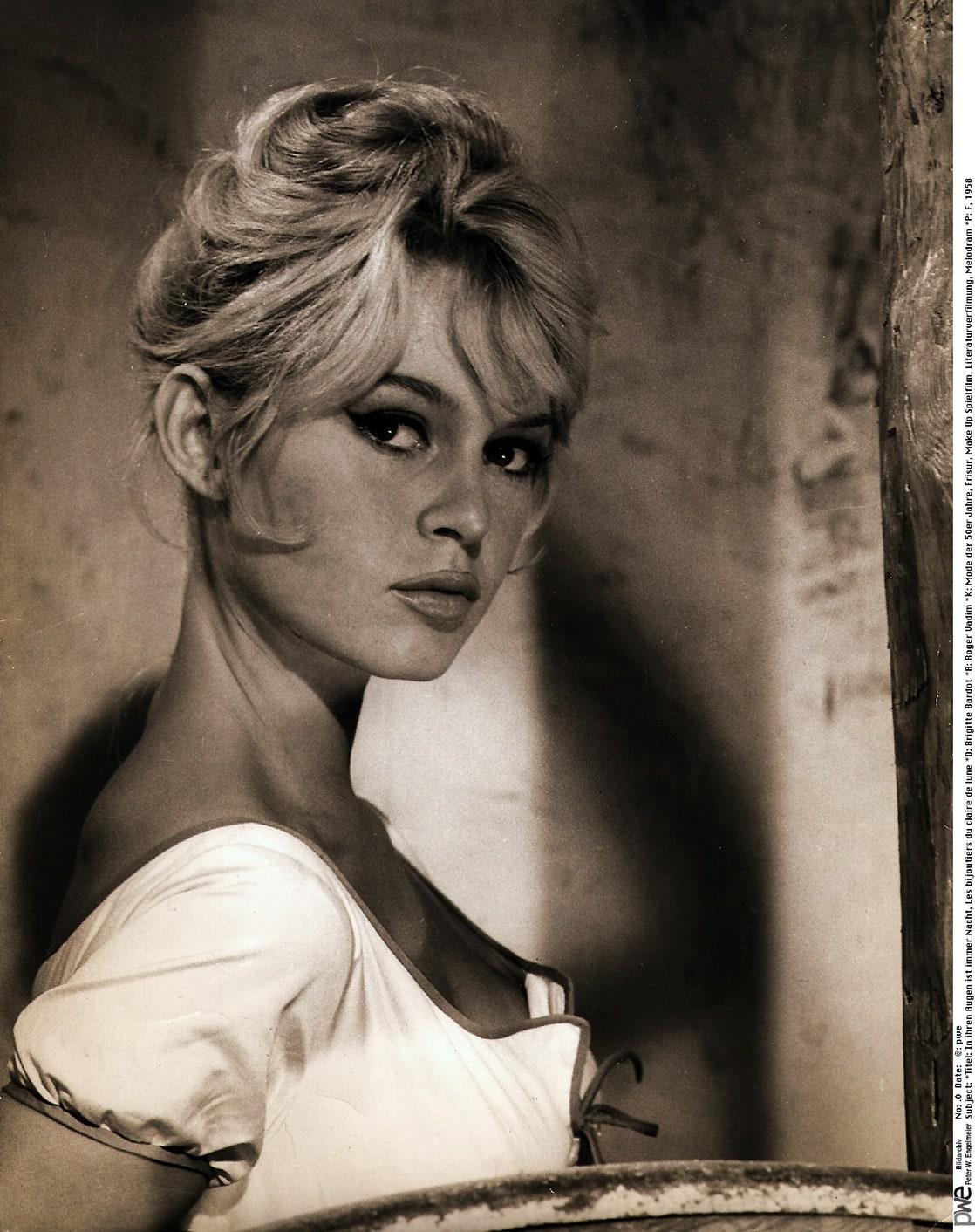 Picture Of Brigitte Bardot