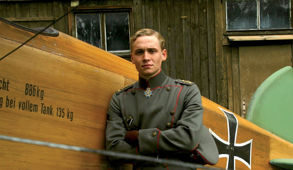 was the red baron real