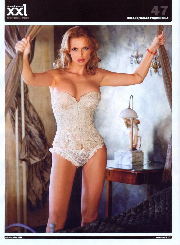 Picture of Olga Rodionova