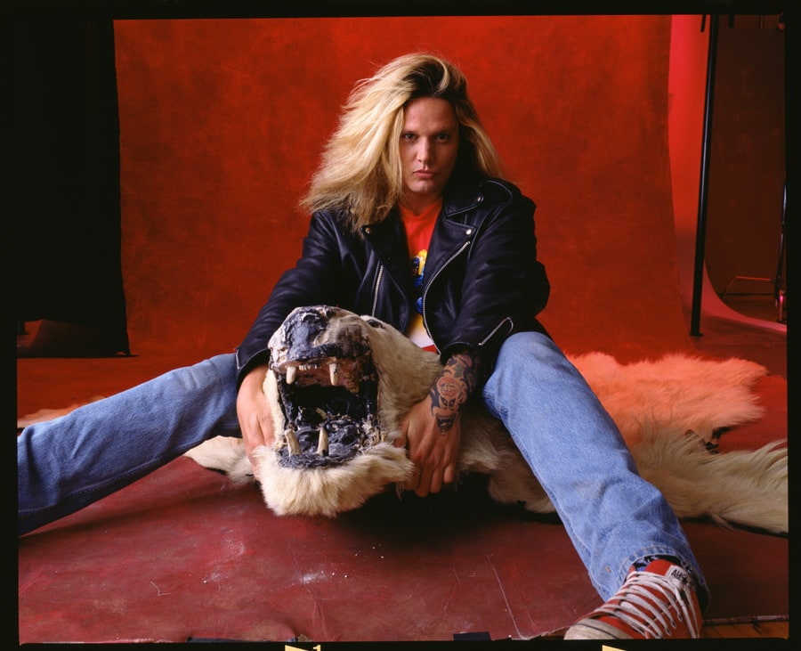 Picture of sebastian bach
