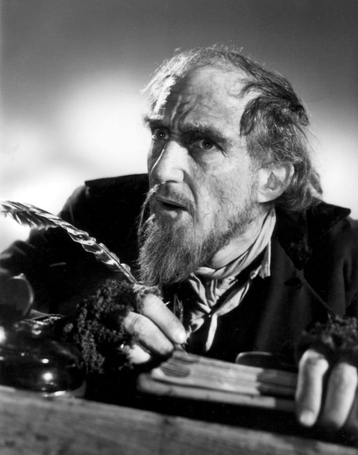 Picture of Ron Moody - 122.2KB