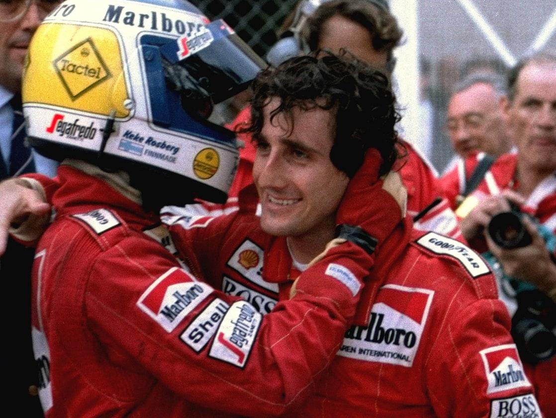 Image result wey dey for Alain Prost