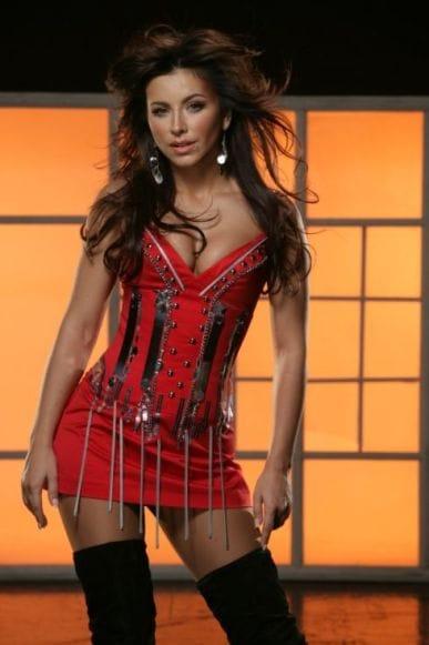 Nicole meyer lingerie