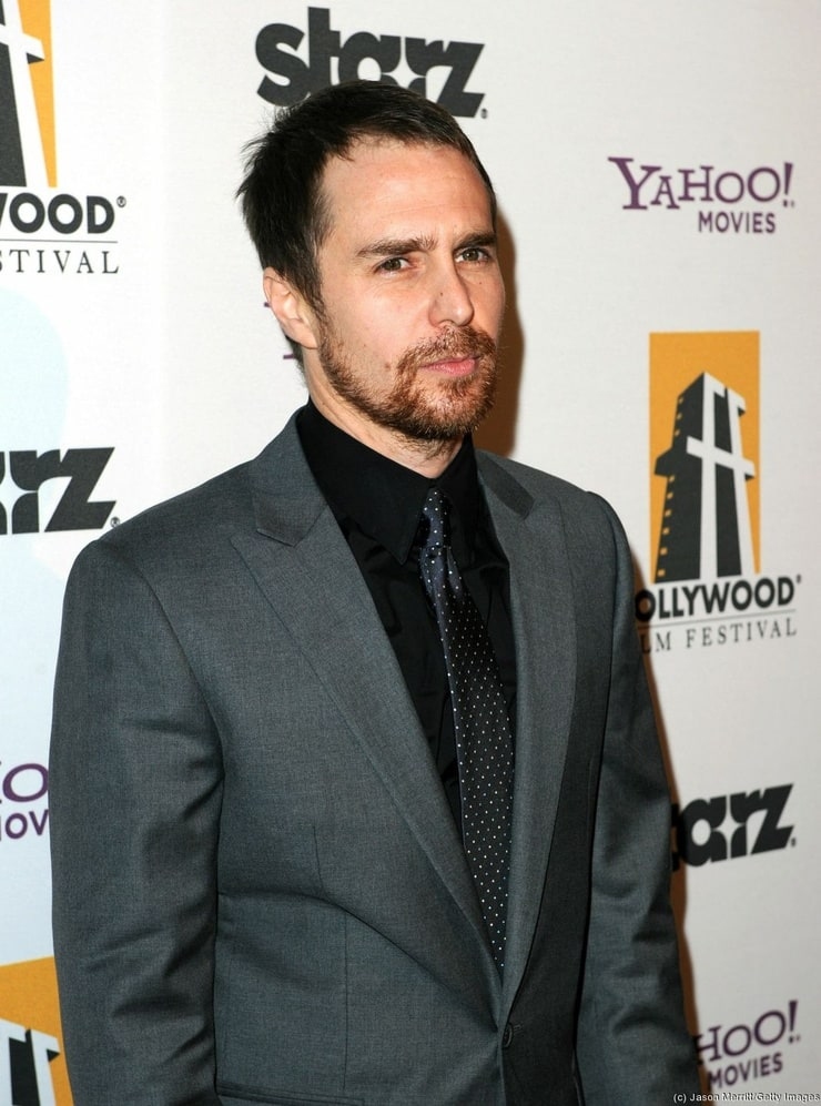 Picture of Sam Rockwell