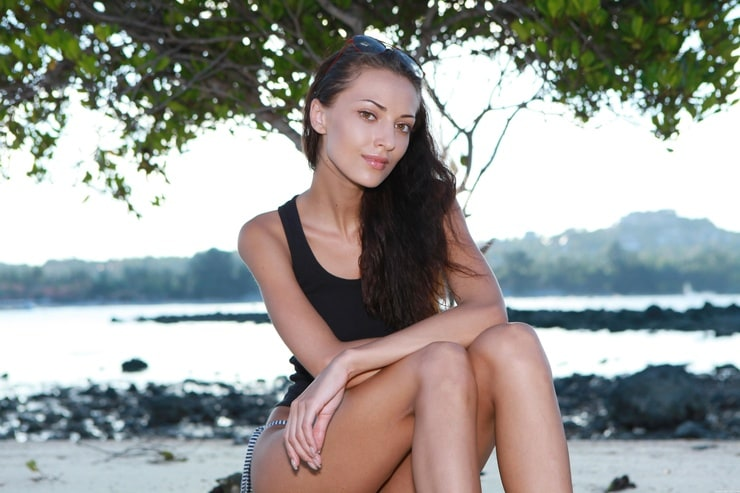 Anna Aj Top Model at FREEPORNPICSS.com