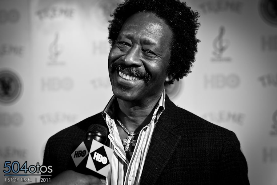clarke peters height
