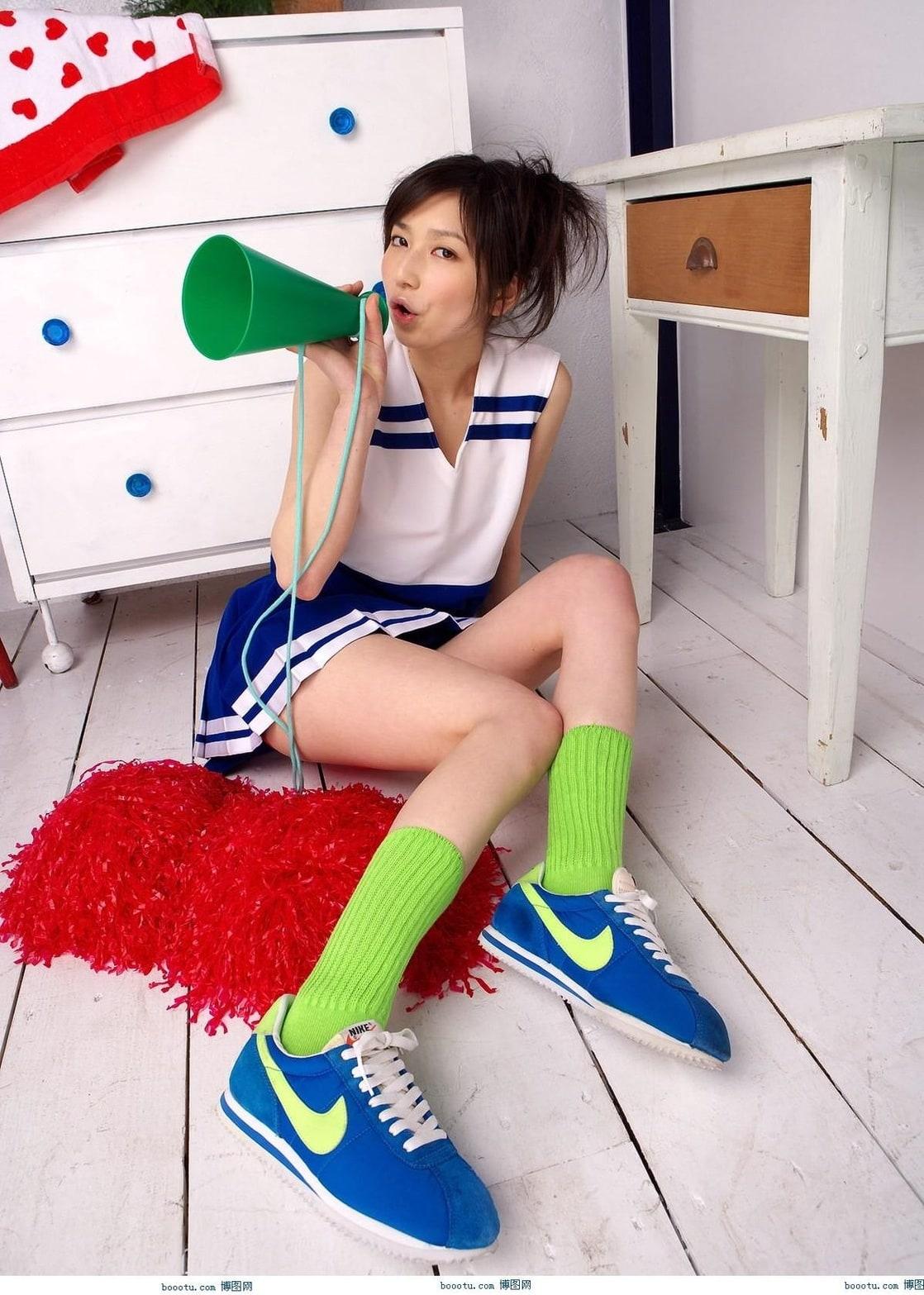 Hiyori Izumi Schoolgirl