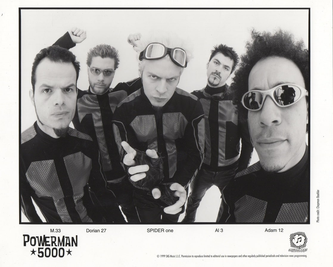 Powerman Power Man Look Up Wi Number