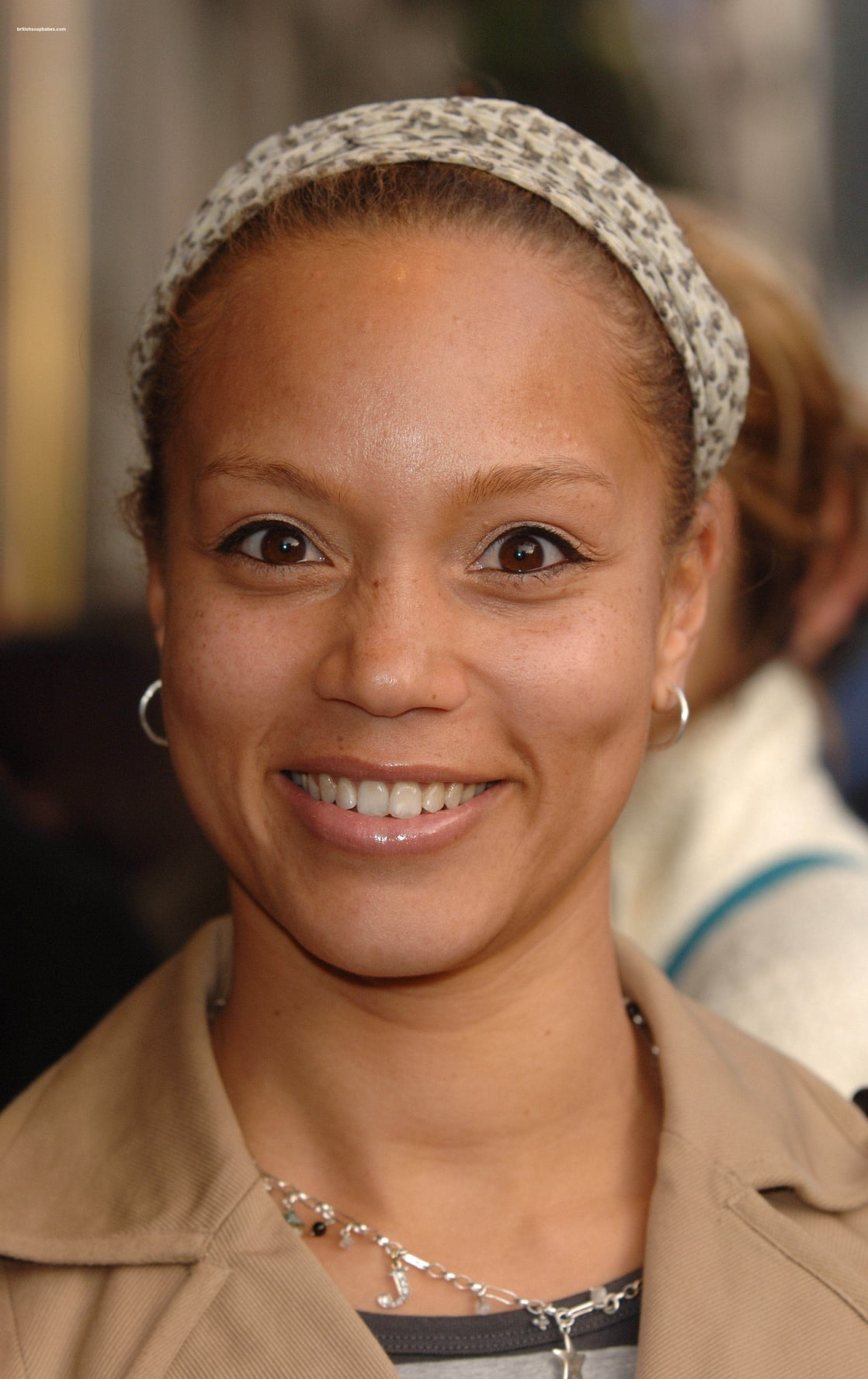 angela griffin pregnant