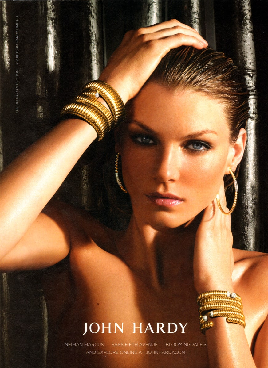Model Angela Lindvall attends Mom On A Missions 5th