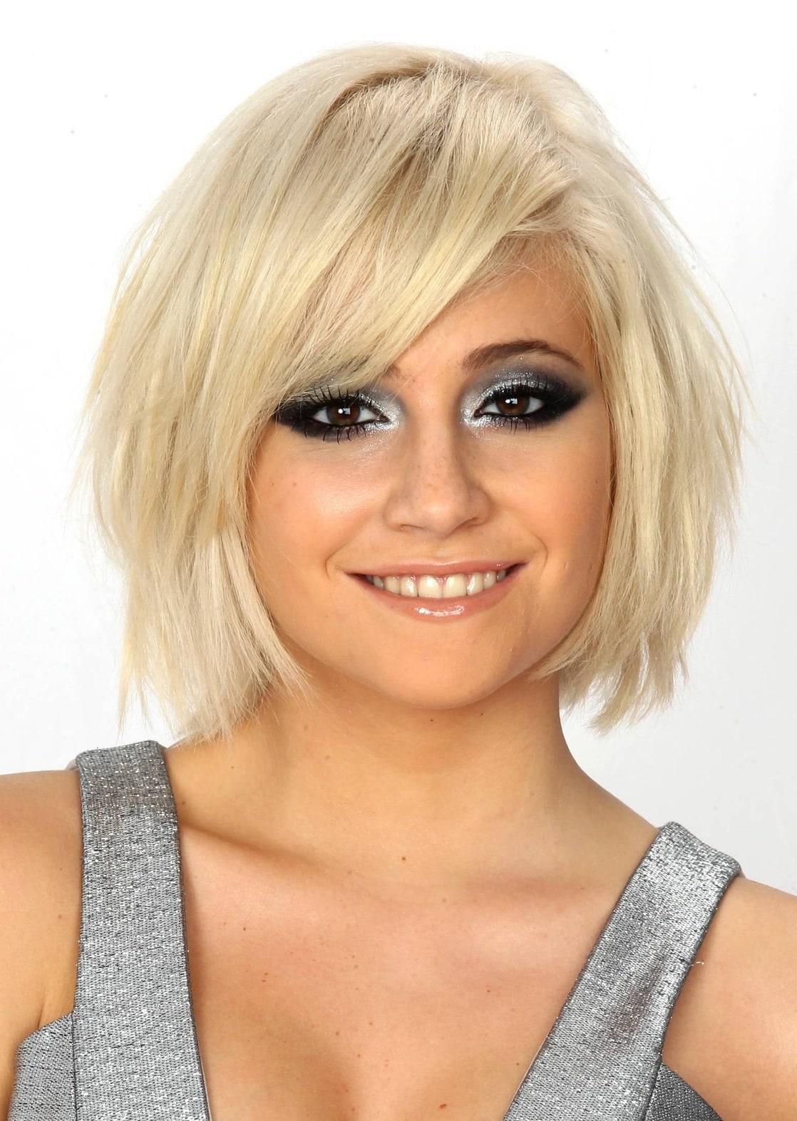 Причёска на тонкие волосы фото