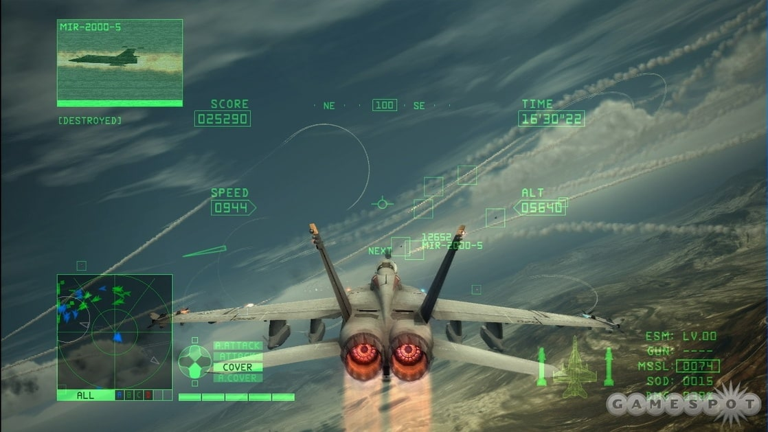 Picture of Ace Combat 6: Fires of Liberation