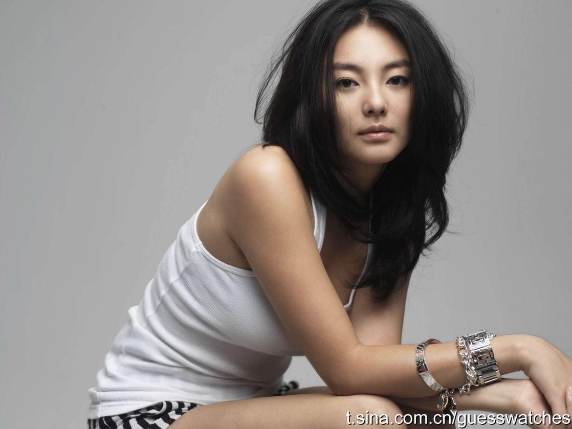 Kitty zhang yuqi sexy