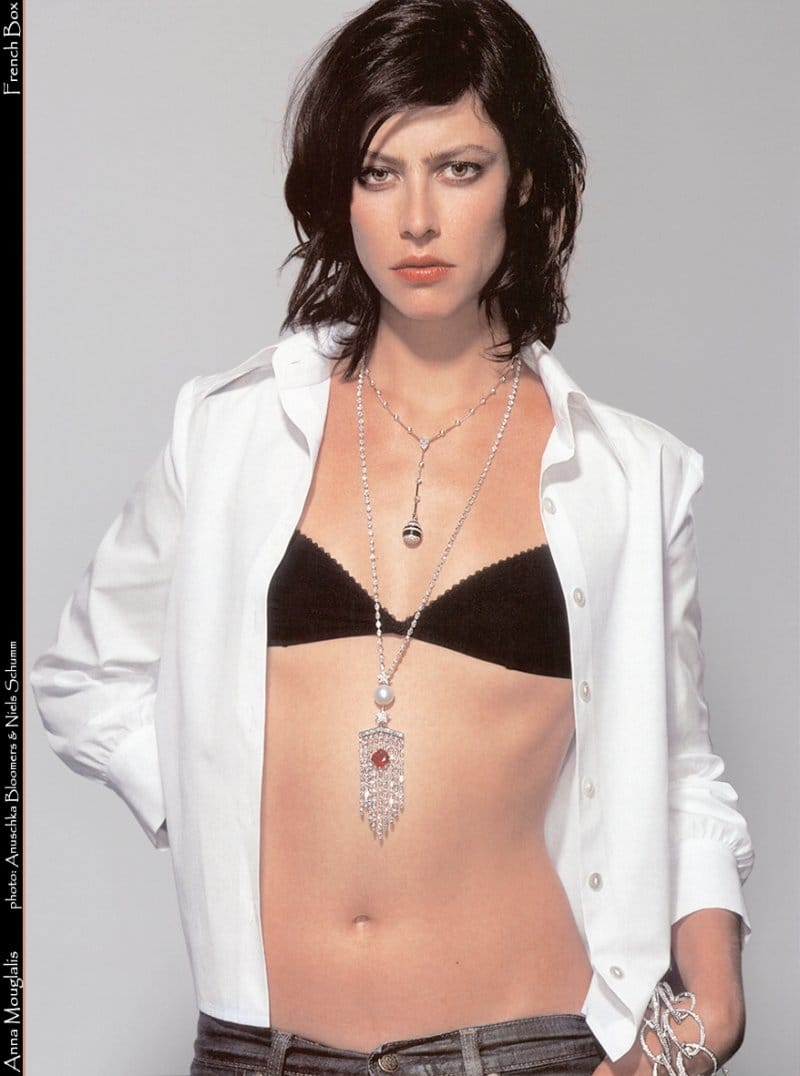 anna mouglalis photo
