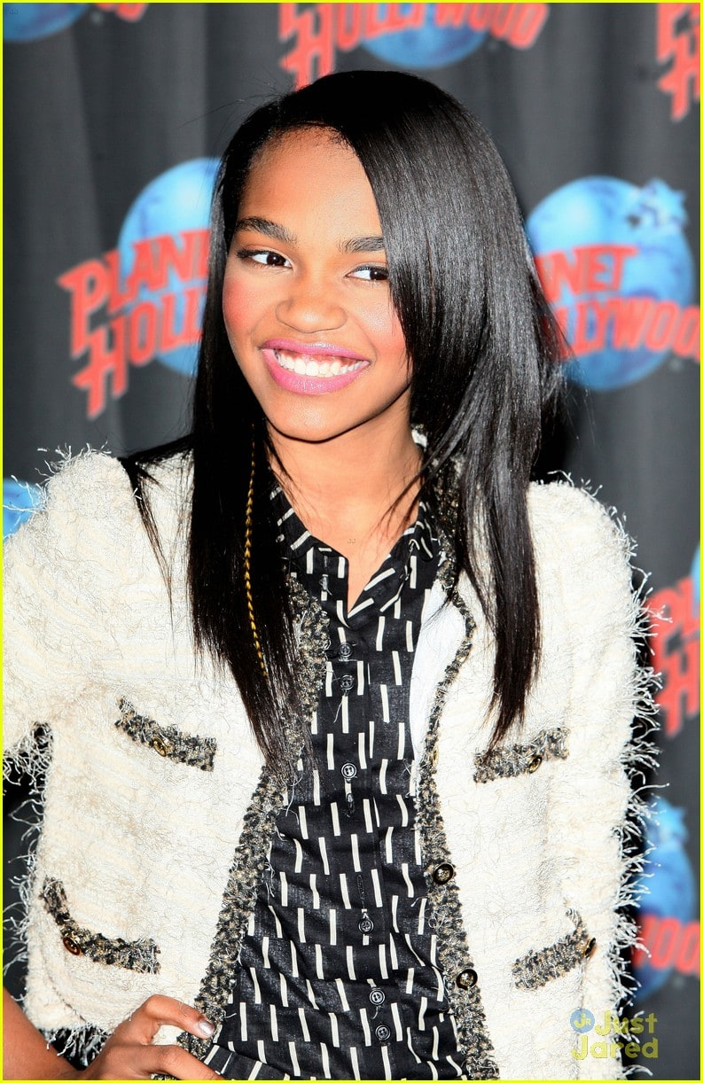 Picture of China Anne McClain