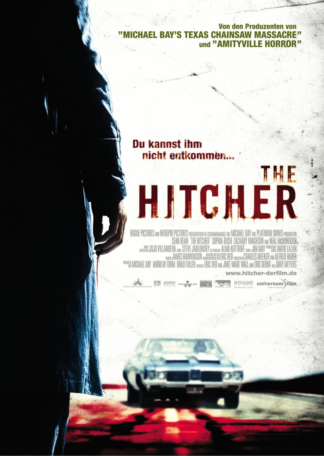a report on the movie the hitcher The hitcher (1986) the hitcher (also known as: liftaren) is a 1986 american thriller film directed by robert harmon and written by eric red it released on 21.