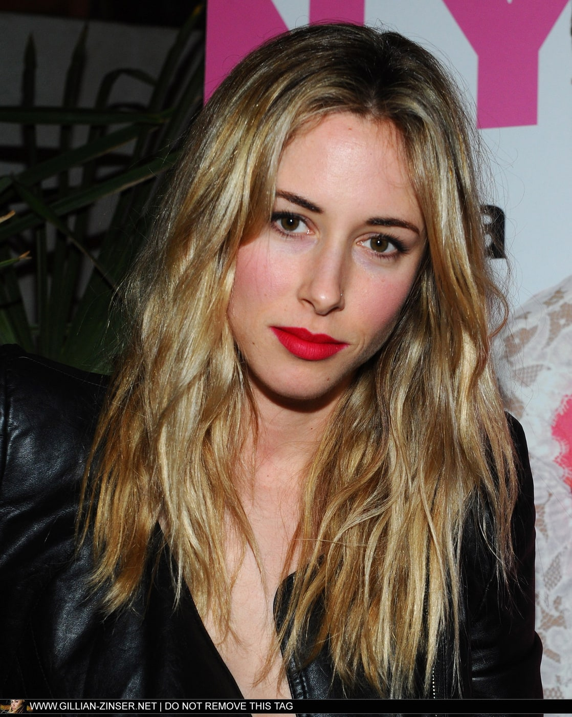 gillian zinser weight