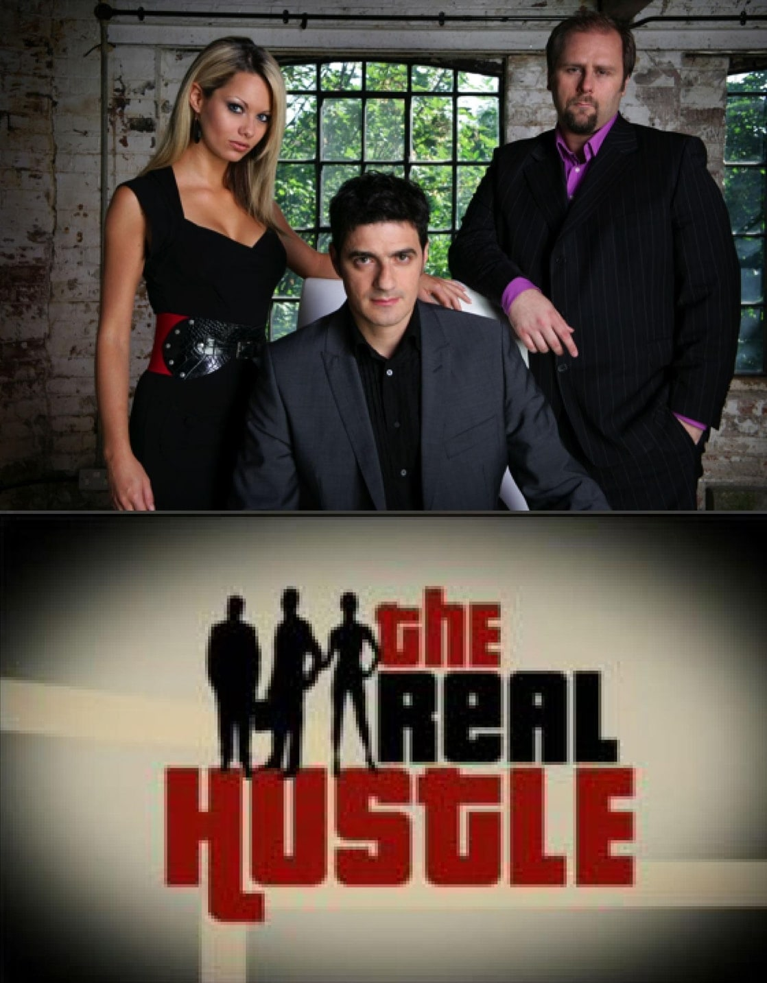 Image result for the real hustle