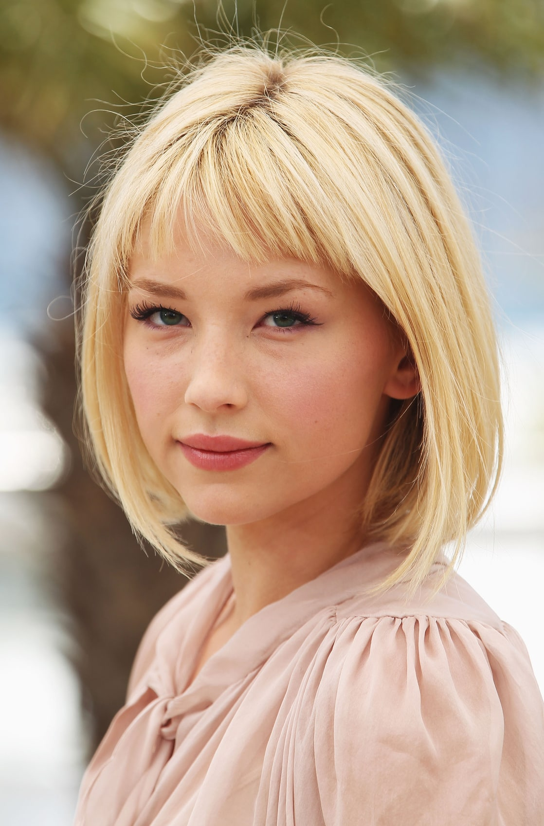 picture of haley bennett. Black Bedroom Furniture Sets. Home Design Ideas