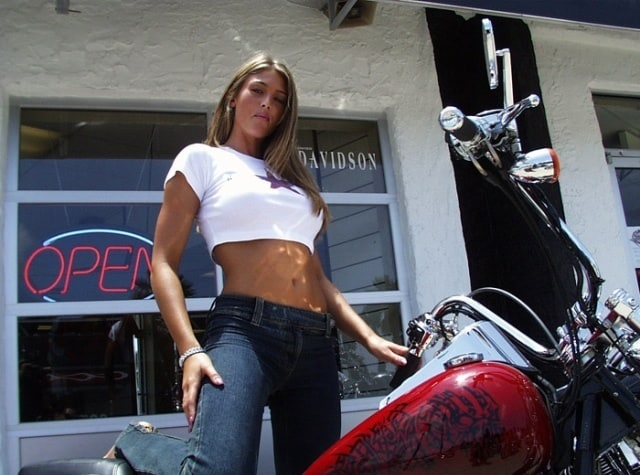 gas monkey girl naked