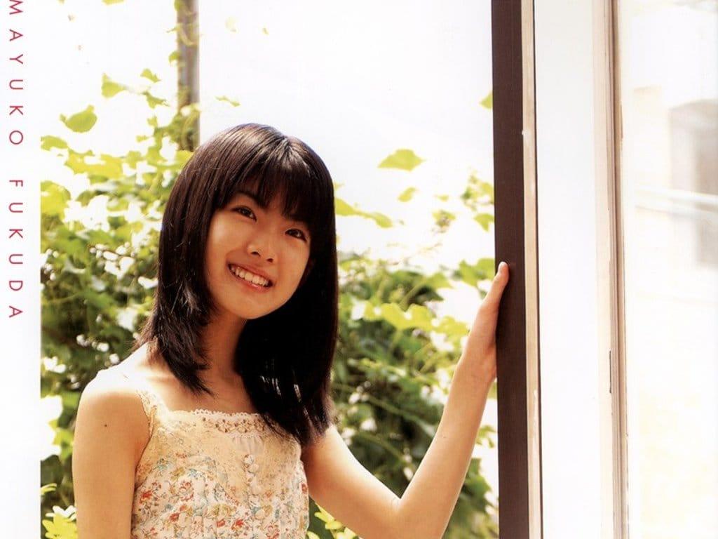 Mayuko Fukuda Mayuko Fukuda new foto