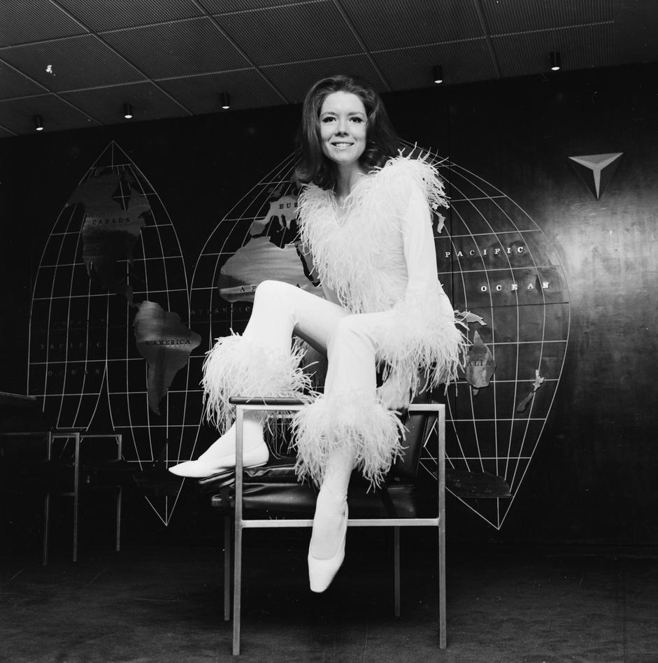Picture Of Diana Rigg